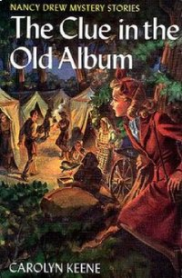 Nancy Drew Book 24: The Clue in the Old Album