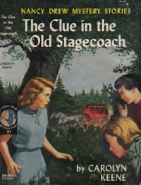 Nancy Drew Book 37: The Clue in the Old Stagecoach