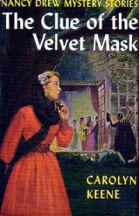 Nancy Drew Book 30: The Clue of the Velvet Mask