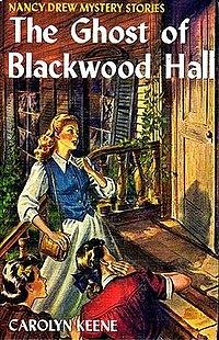 Nancy Drew Book 25: The Ghost of Blackwood Hall