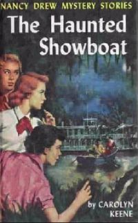 Nancy Drew Book 35: The Haunted Showboat