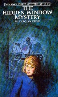 Nancy Drew Book 34: The Hidden Window Mystery