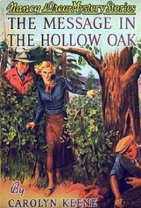 Nancy Drew Book 12: The Message in the Hollow Oak