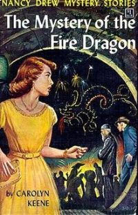 Nancy Drew Book 38: The Mystery of the Fire Dragon
