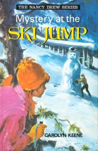 Nancy Drew Book 29: The Mystery at the Ski Jump
