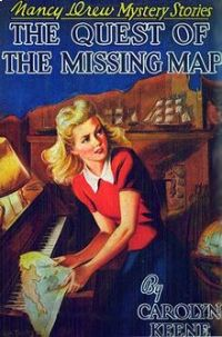 Nancy Drew Book 19: The Quest of the Missing Map