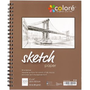 10 Best Sketchbooks 2021
