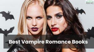 Best Vampire Romance Books