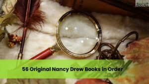 Nancy Drew Books in Order